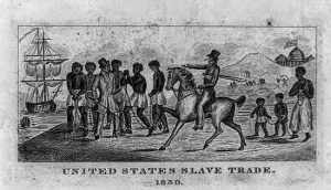 Master sending slaves away from their families
